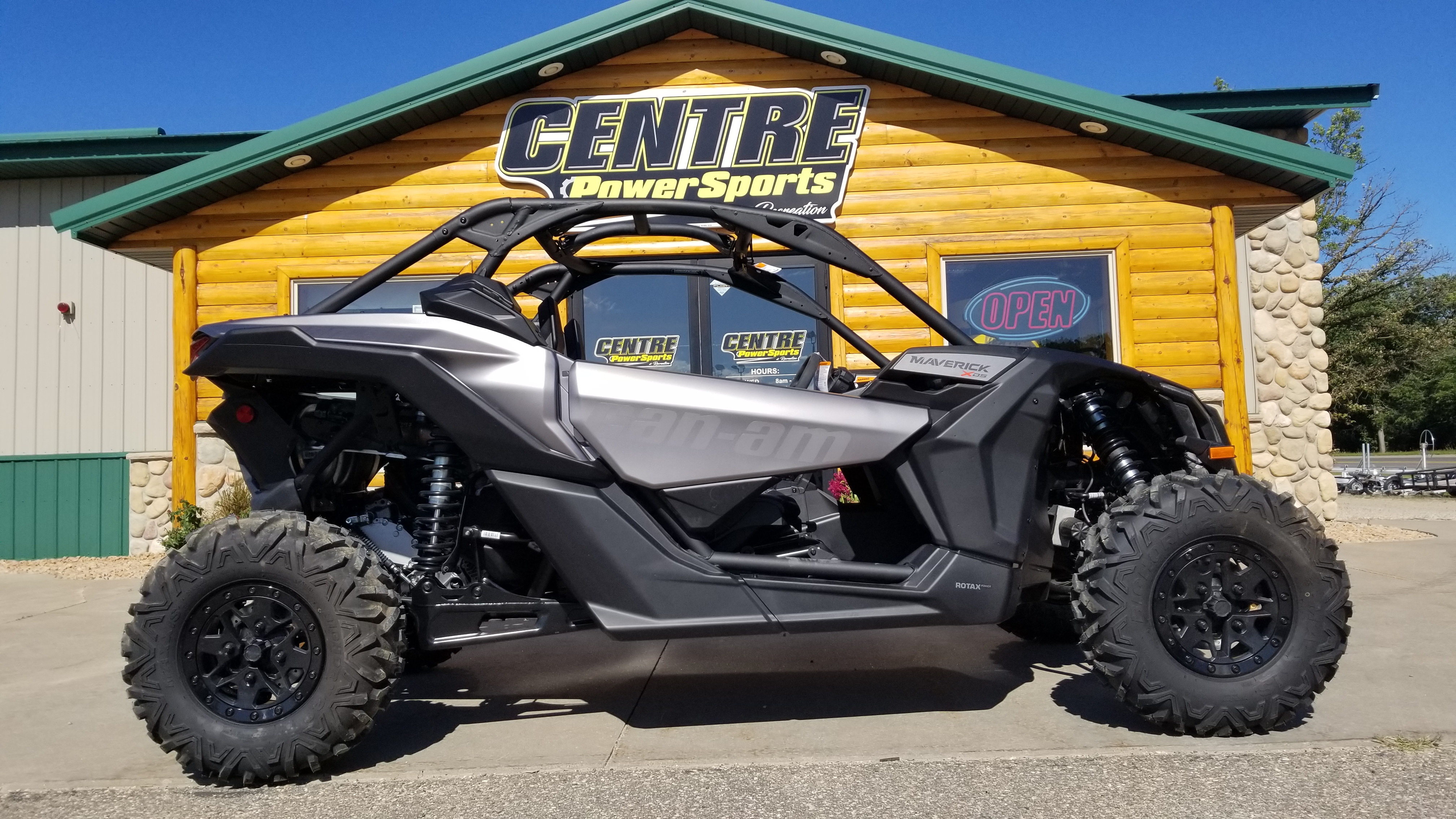 Can Am X3 For Sale >> 2019 Can Am Maverick X3 X Ds Turbo R Platinum Satin
