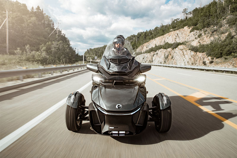 2020 Can Am Spyder Rt Limited Centre Powersports